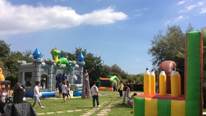 feste per bambini catania siracusa