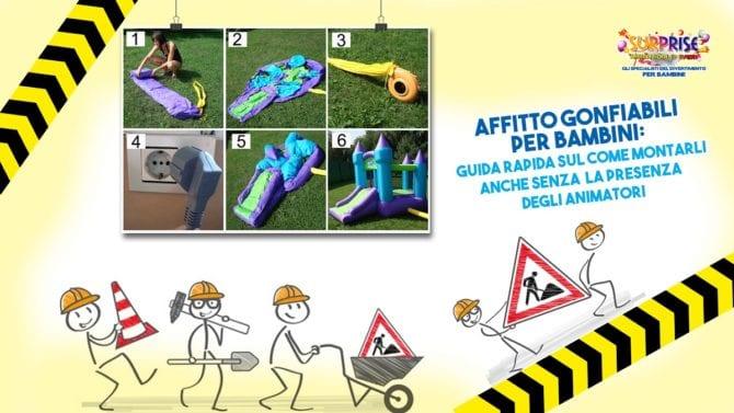 22_Affitto Gonfiabili per Bambini Guida Rapida sul come montarli anche senza la presenza degli Animatori - Copia