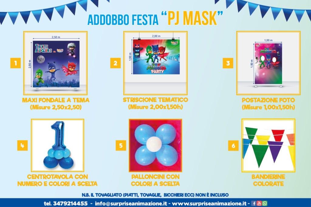 addobbo-pj-masks-surprise-animazione-catania-siracusa