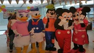 Mascotte-Disney