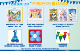 20 Principesse in Fabula Misto
