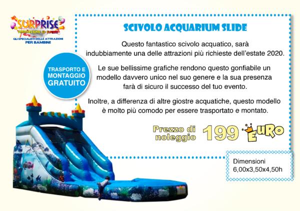 Scivlo Acquarium Slide