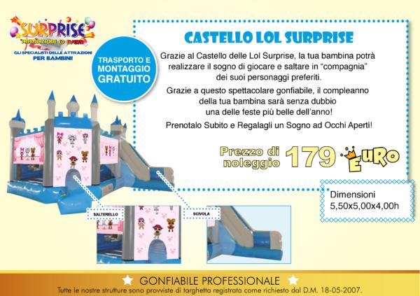 castello lol surprise