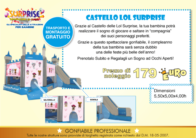 castello lol surprise