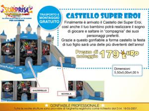 castello supereroi