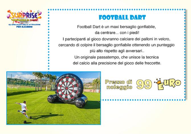football dart