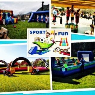 Collage Festa Sport And Fun