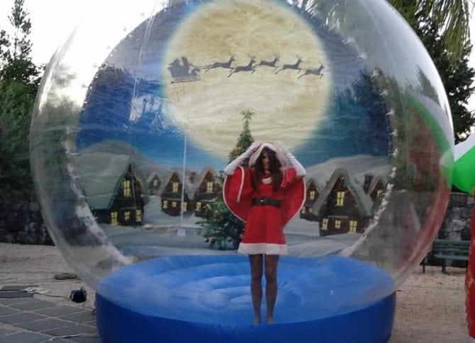 gonfiabile-snow-globe-palla-di-neve