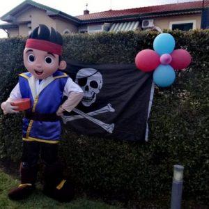 4 Jake il Pirata