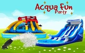 Acqua-Fun-Miniatura