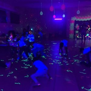 Giochi Fluo Party