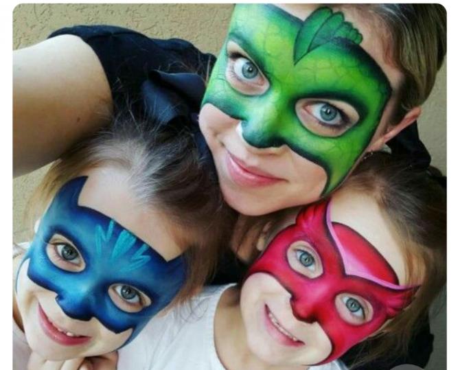 Trucca-Bimbi Pj Masks