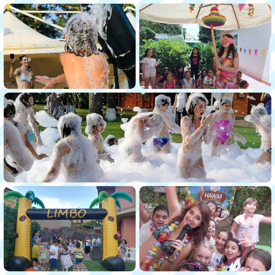 collage-hawaii-party