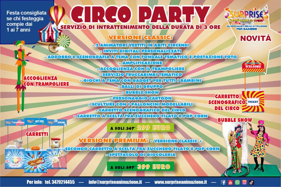 Circo-Party-2021