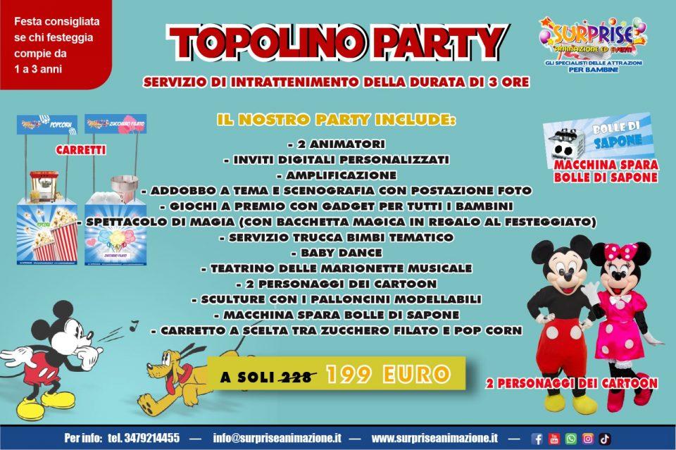 Topolino-Party