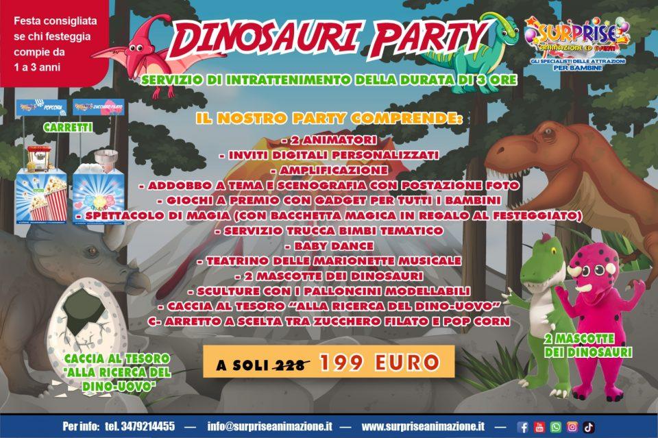 dinosauri-party