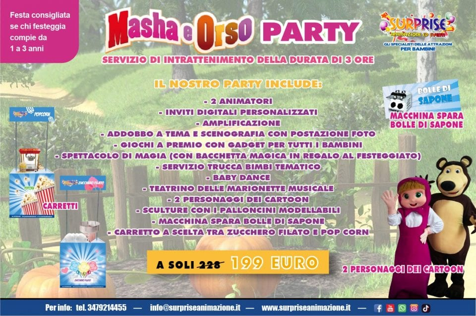 masha-e-orso-party-2021