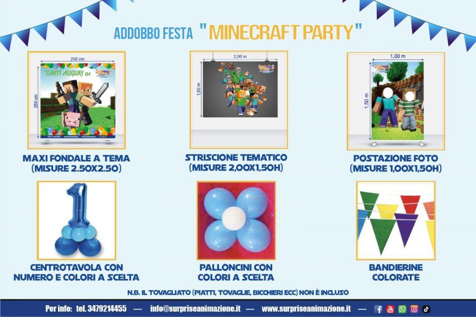 minecraft-party-addobbo