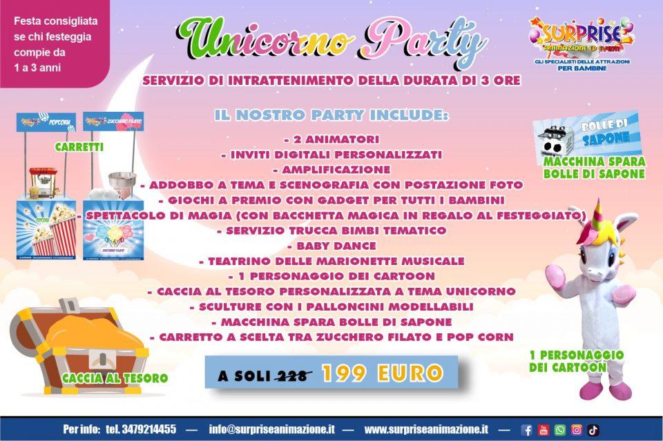 unicorno-party