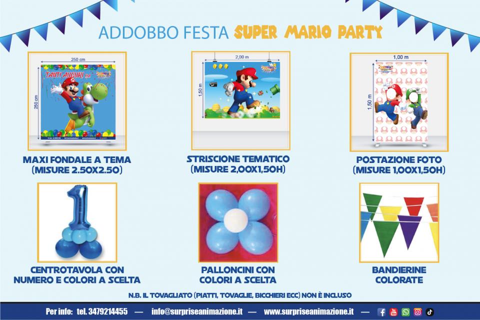 Addobbi-Super-Mario