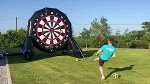 football-darts